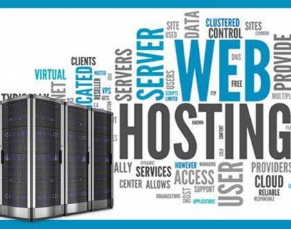 Choosing a Web Hosting